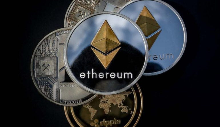 Ethereum (ETH) Active Addresses Hit an All-time High of 771k Altcoin News